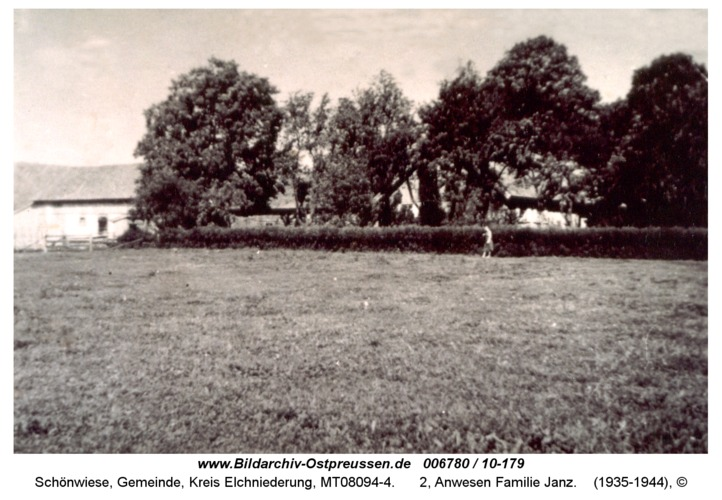 Schönwiese, 2, Anwesen Familie Janz