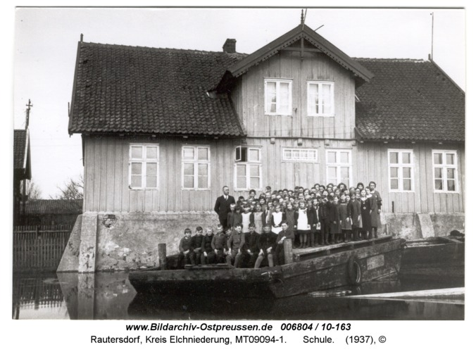 Rautersdorf 1, Schule