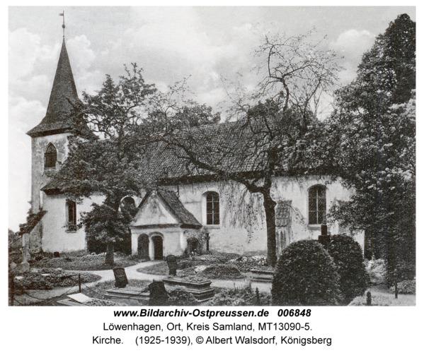 Löwenhagen, Kirche