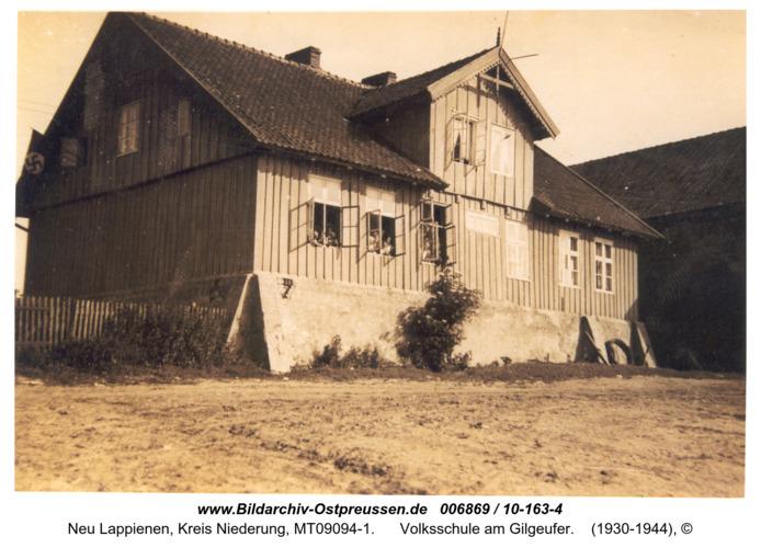 Rautersdorf, Volksschule am Gilgeufer