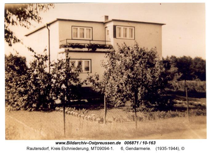 Rautersdorf, 6, Gendarmerie