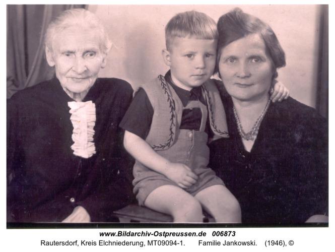 Rautersdorf,  Familie Jankowski
