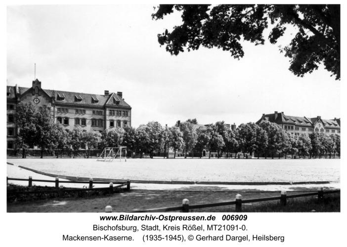 Bischofsburg, Mackensen-Kaserne