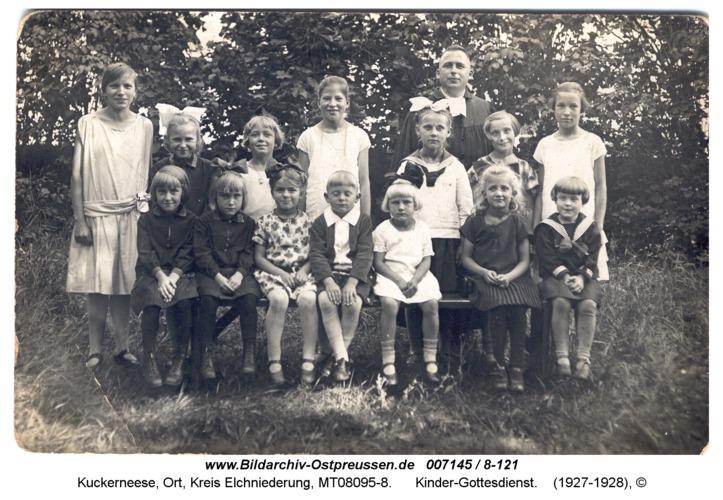 Kuckerneese, Kinder-Gottesdienst