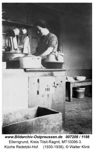 Ellerngrund, Küche Redetzki-Hof