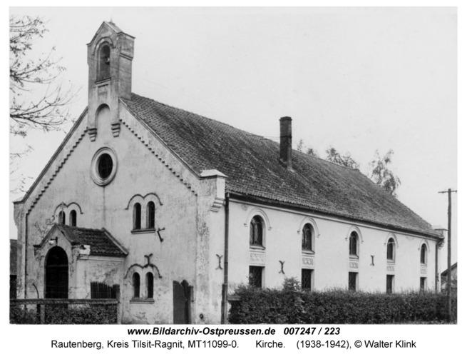 Rautenberg, Kirche