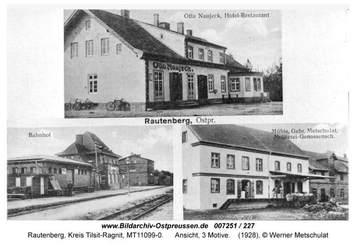 Rautenberg, Ansicht, 3 Motive