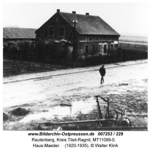 Rautenberg, Haus-Maeder