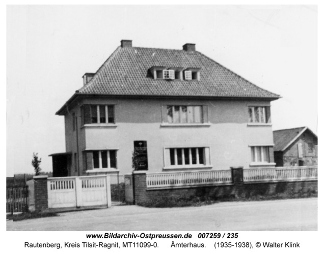 Rautenberg, Ämterhaus