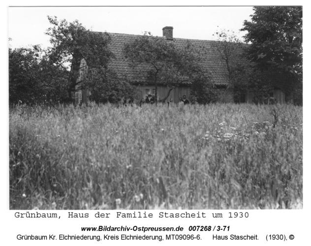 Grünbaum, Haus Stascheit