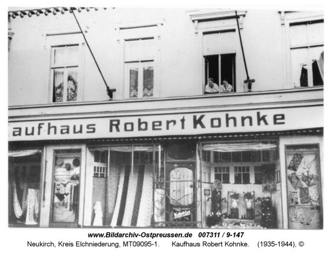 Neukirch, Kaufhaus Robert Kohnke