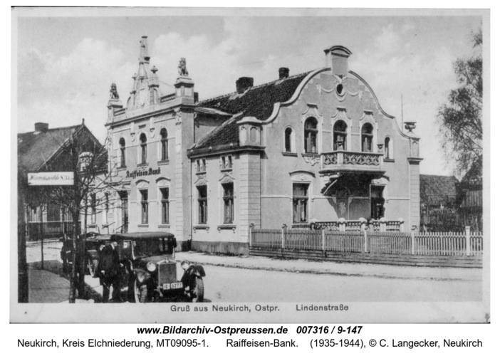 Neukirch, Raiffeisen-Bank
