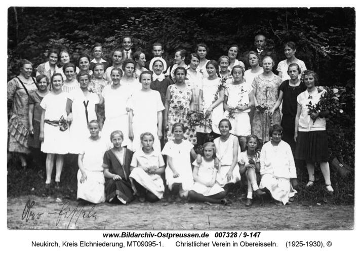 Neukirch 146, Christlicher Verein in Obereißeln