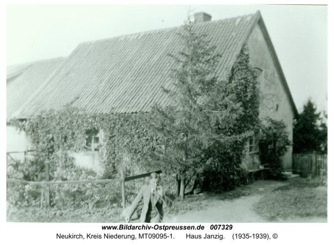 Neukirch, Haus Janzig