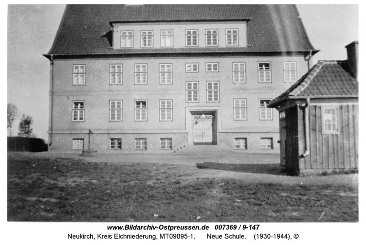 Neukirch 226, Neue Schule