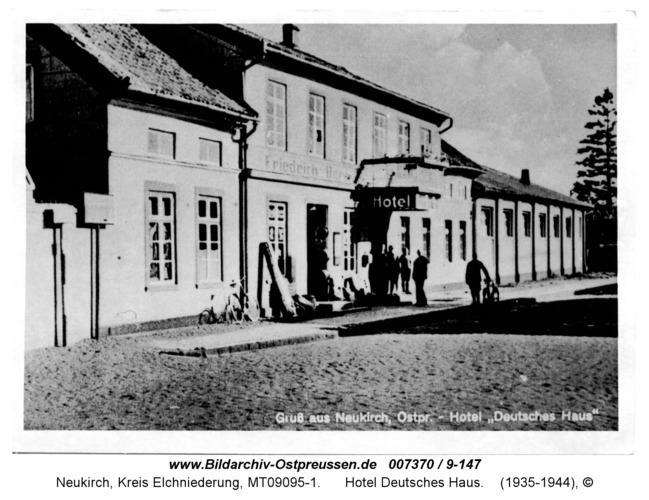 Neukirch 23, Hotel Deutsches Haus