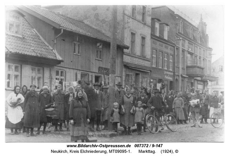 Neukirch 234, Markttag