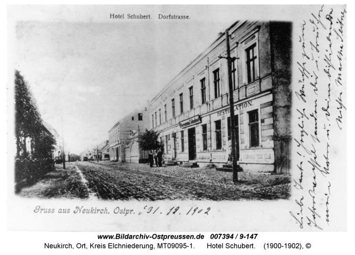 Neukirch 243, Hotel Schubert