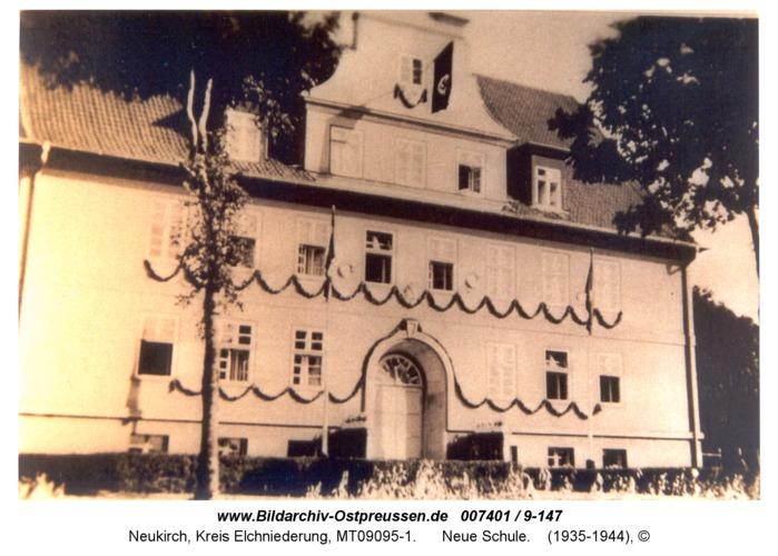 Neukirch 278, Neue Schule