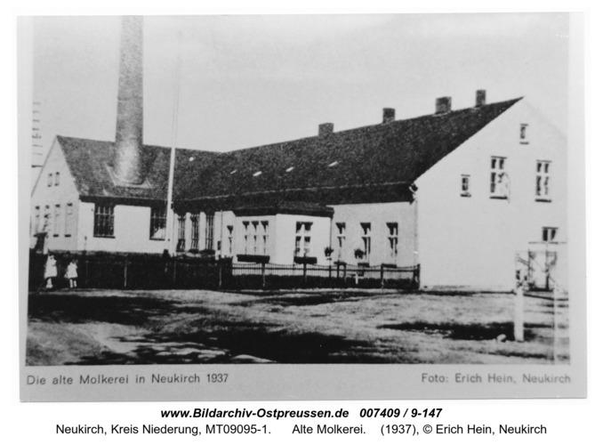 Neukirch, Alte Molkerei