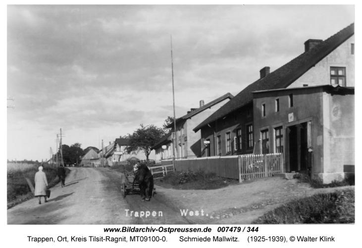 Trappen-West, Schmiede Mallwitz