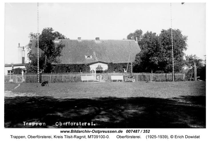 Trappen, Oberförsterei