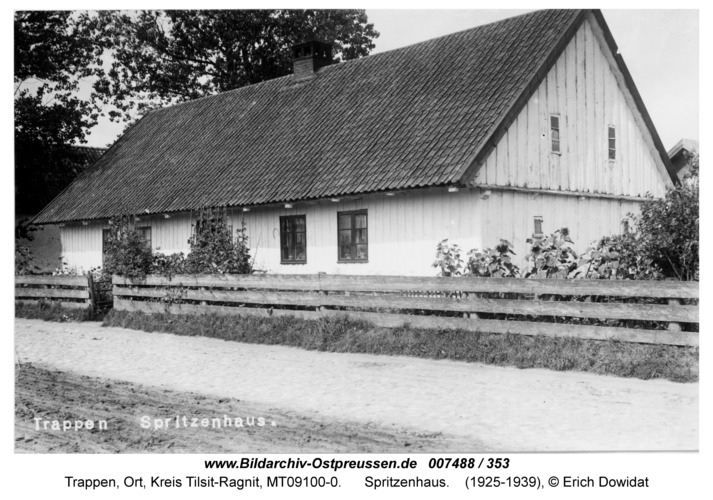 Trappen, Spritzenhaus
