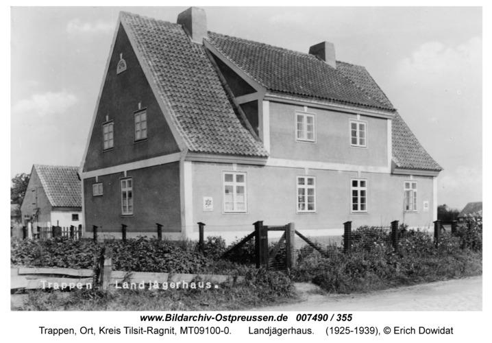 Trappen, Landjägerhaus