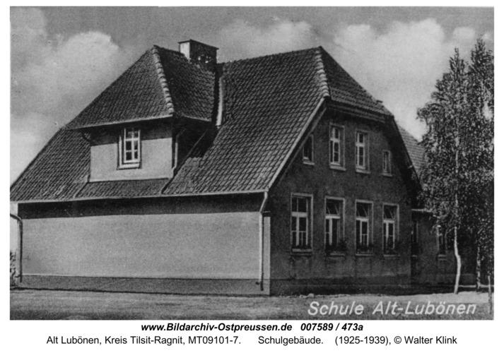 Friedenswalde, Schulgebäude