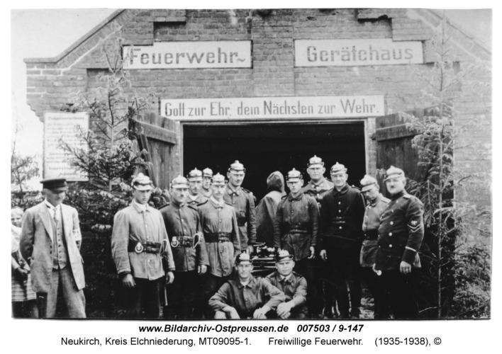 Neukirch 35, Freiwillige Feuerwehr