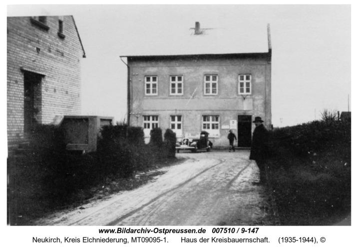 Neukirch, Haus der Kreisbauernschaft