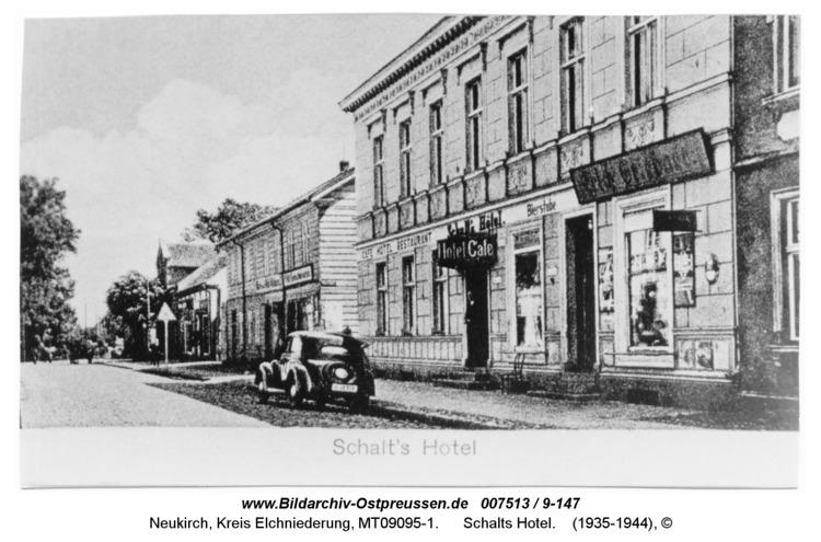 Neukirch 77, Schalts Hotel