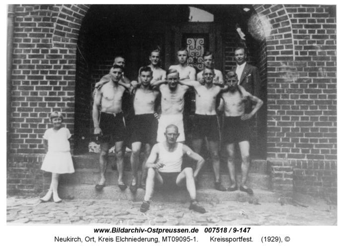 Neukirch 86, Kreissportfest