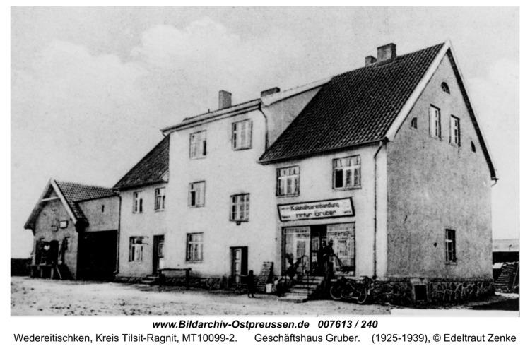 Sandkirchen, Geschäftshaus Gruber