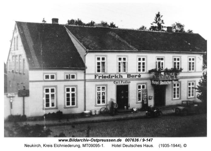 Neukirch 110, Hotel Deutsches Haus