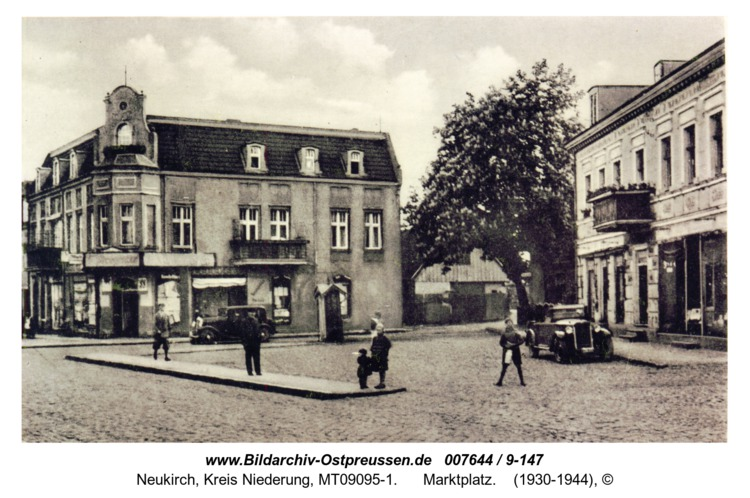 Neukirch 24, Marktplatz