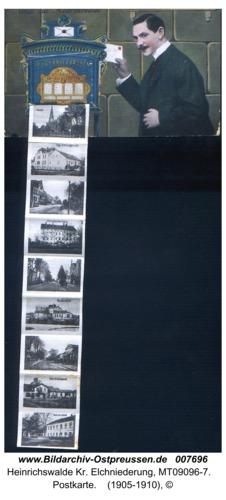 Heinrichswalde, Postkarte