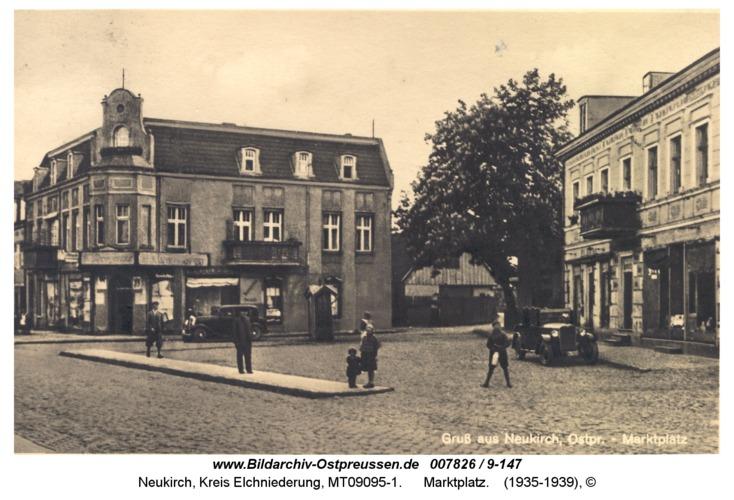 Neukirch 246, Marktplatz