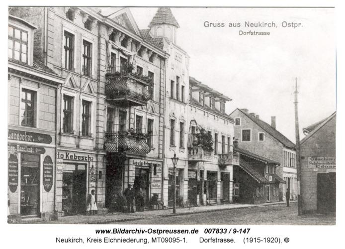Neukirch 265, Dorfstraße