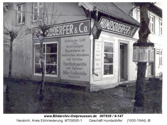 Neukirch 272, Geschäft Hundsdörfer