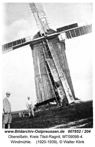 Obereißeln, Windmühle