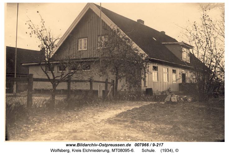 Wolfsberg, Schule