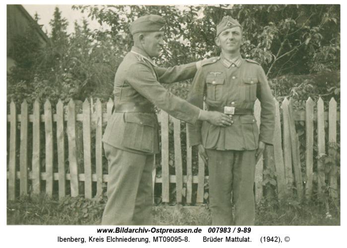 Ibenberg, Brüder Mattulat
