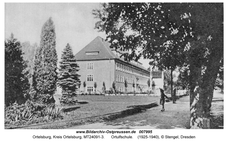 Ortelsburg, Ortulfschule