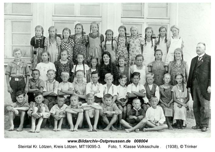 Steintal, Foto, 1. Klasse Volksschule