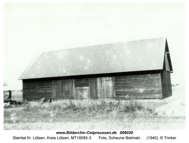Steintal, Foto, Scheune Bielinski