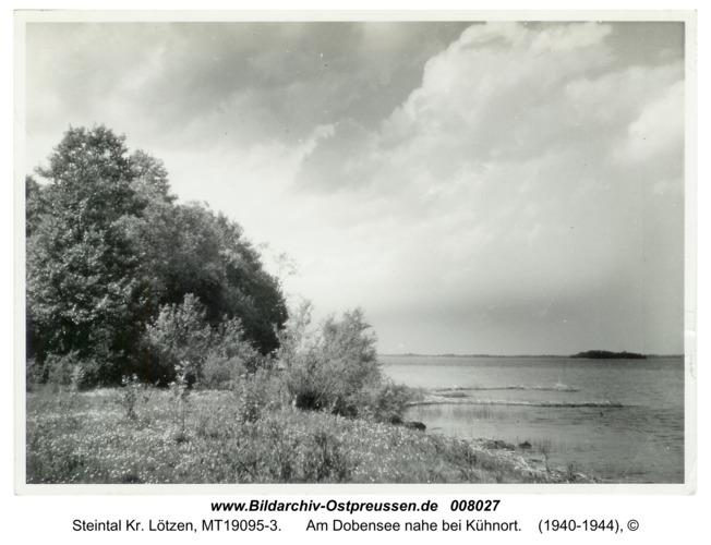 Steinort, Am Dobensee nahe bei Kühnort