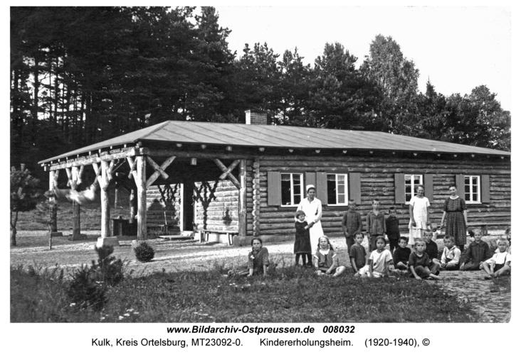 Kulk am Lenkssee, Kindererholungsheim