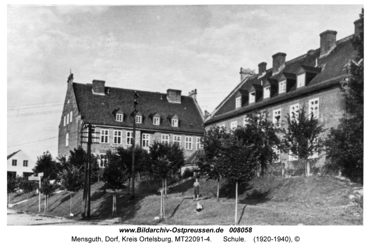 Mensguth, Schule