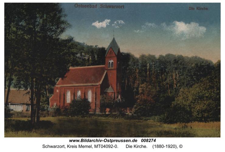Schwarzort, Die Kirche
